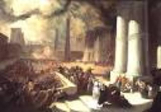 The Plagues: Exodus 7-12