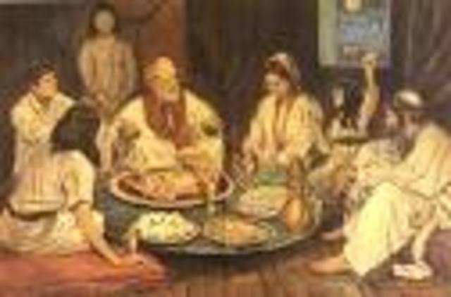 The Passover: Exodus 13-18