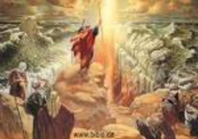The Red Sea Crossing& God's Provision in the Desert: Exodus 19
