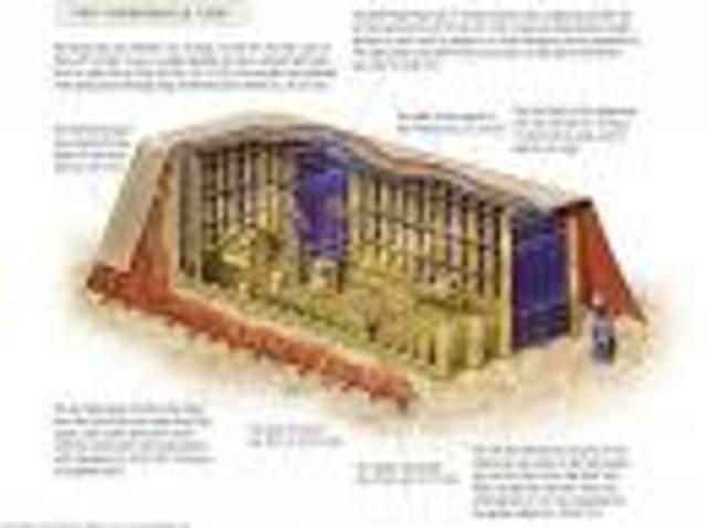 The Tabernacle: Exodus 25-31