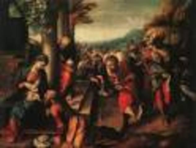 Festival/Feasts: Leviticus 23