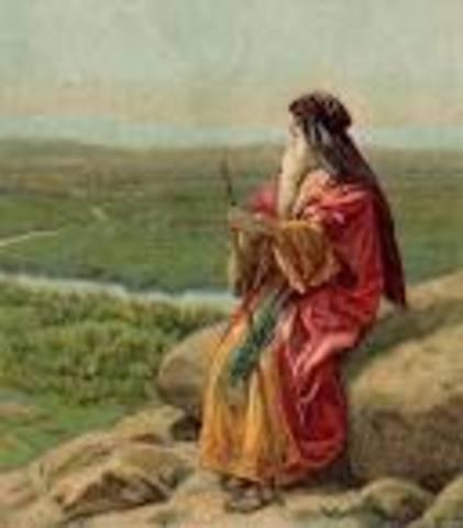 Moses' Final Sermon, Death & New Leadership: Deutronomy 31-34