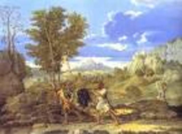 Entering the Promised Land: Joshua 1