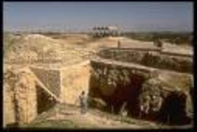 Conquering the Promised Land: Joshua 6