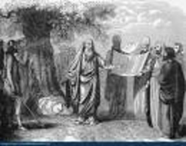 Joshua's FarewelL & Death: Joshua 23-24