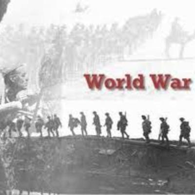 1st World War timeline