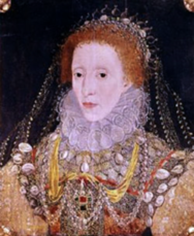 Elizabeth the 1st is Born.
