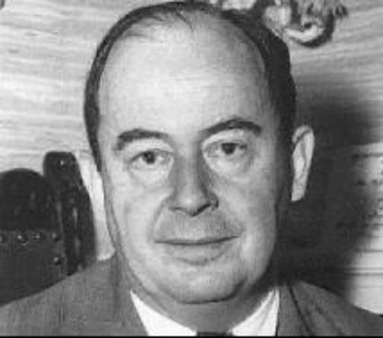 Jhon Von Newman