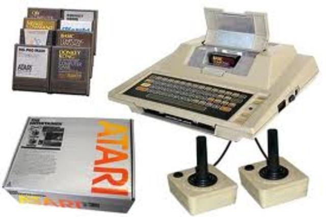 Atari antecedente muy muy lejano del X-box