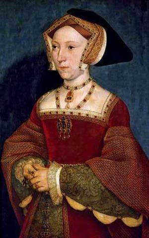 Jane Seymour is married to Henry VIII
