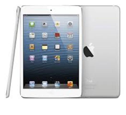 Una tableta de Apple