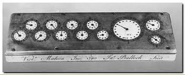 primera maquina logica