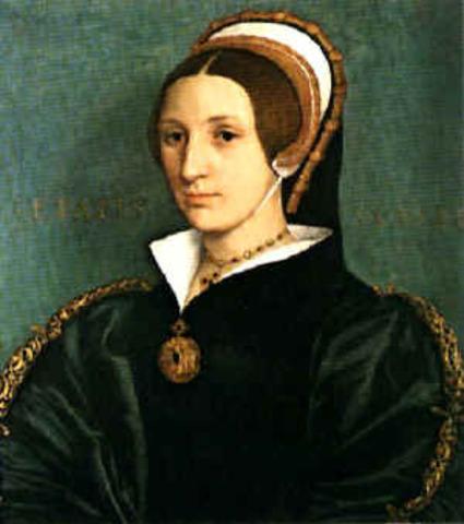 Henry VIII marries Kathryn Howard