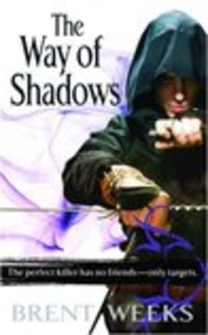 Way of Shadows by Weeks