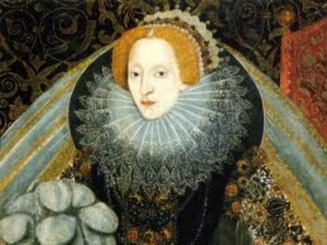 Birth of Elizabeth 1