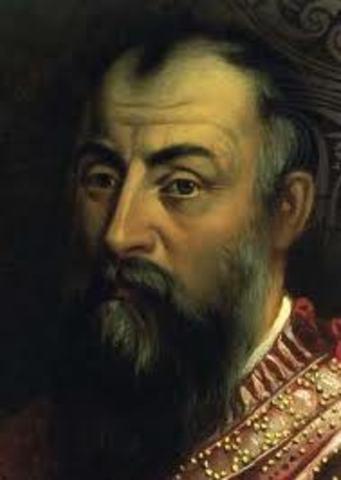 Execution of Hugh O'niel