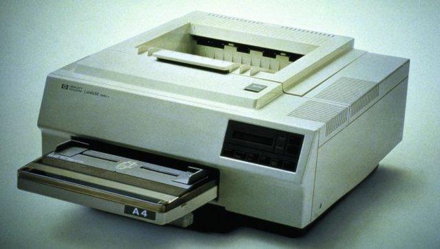 impresora laser jet