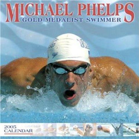 Michael Phelps 2005