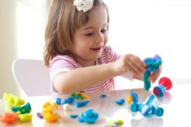 Motricidad en los niños 4 Años