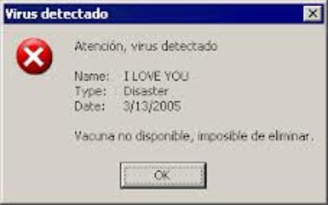 virus i love you (te amo)