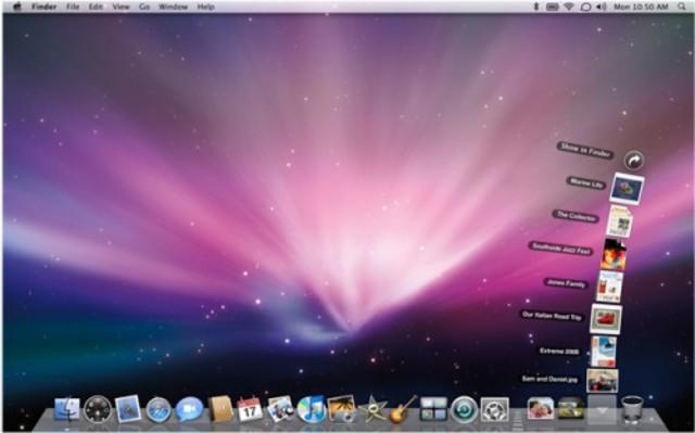 Mac OS X Leopardo 10.5