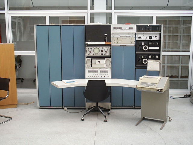 Primer microcomputador