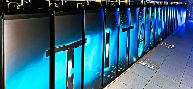 Titan BlueGene/L
