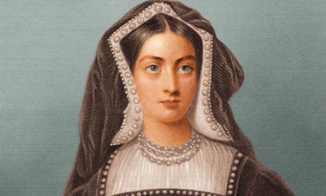 King Henry VIII marrys Anne Boleyn