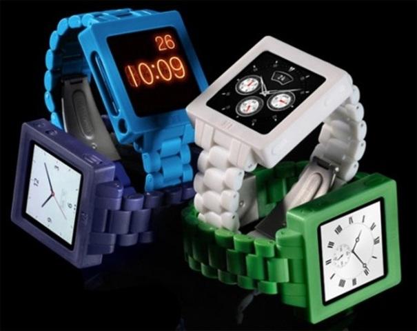 iPod kellad