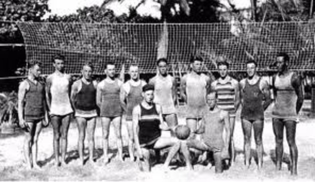 The US National Men's Team