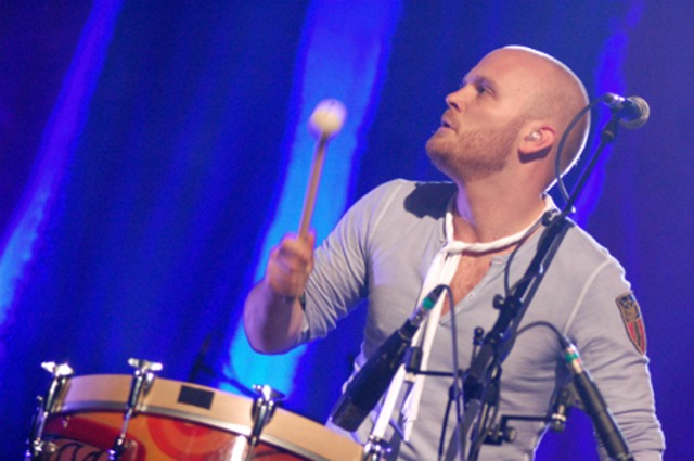 Drummer, Will Champion is born