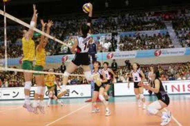 Volleyball Skills