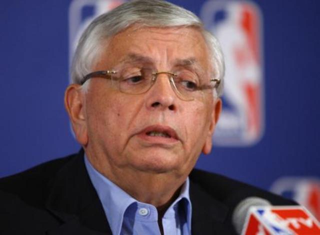 NBA Layoffs