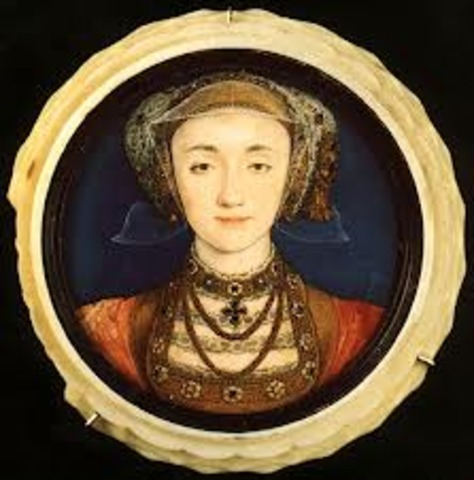 Divorce to Anne of Cleves