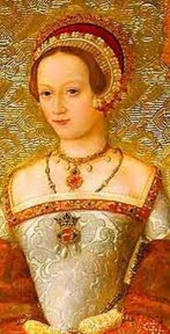 Widowment of Katherine Parr