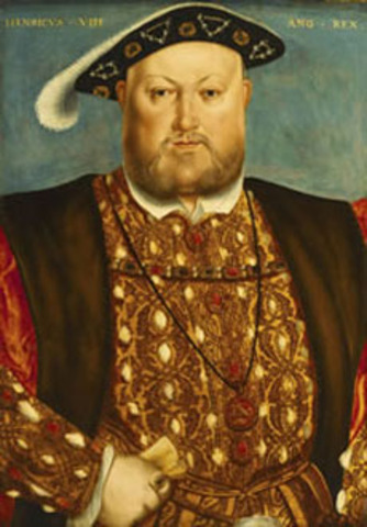 Henry Tudor is Born