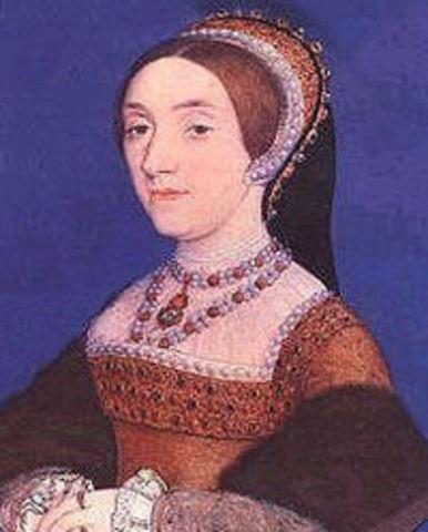 Marriage between Kathryn Howard and Henry VIII