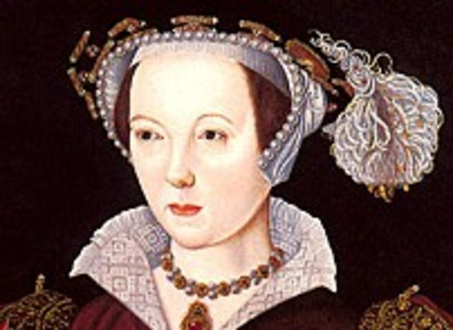 Married Katherine Parr