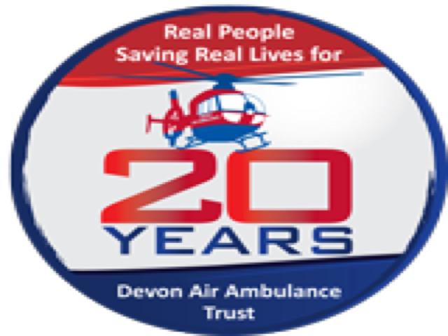 20th Birthday for Devon Air Ambulance