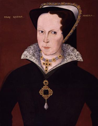 Mary I Coronated