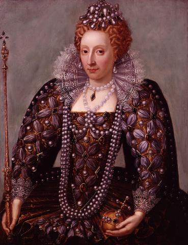 Elizabeth I Coronated