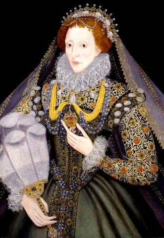Elizabeth I Born