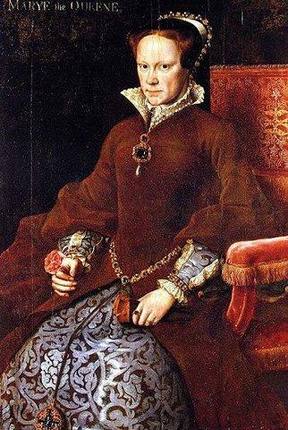 Mary the I of England