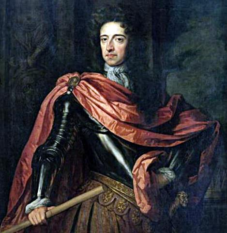 William the III of Engalnd