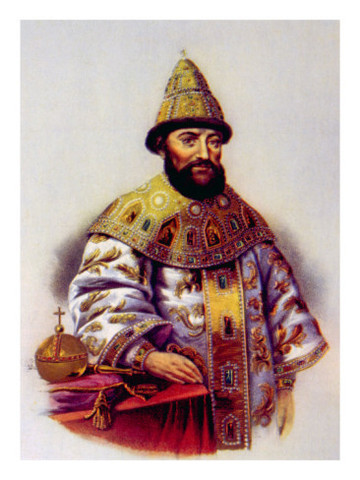 Michale the I of Russia
