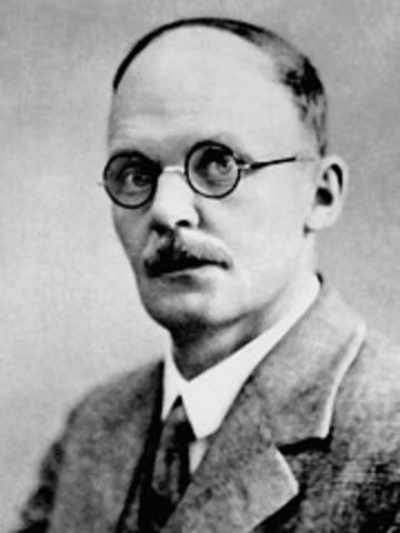 Hans Geiger Develops the Geiger Counter