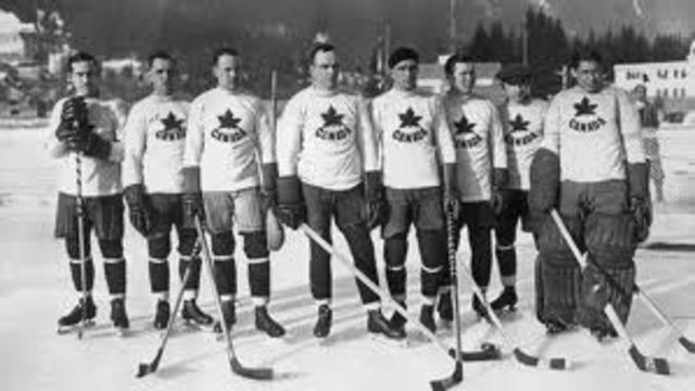 1st Winter Olymic Games