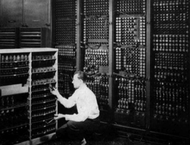 Computeren blev opfundet