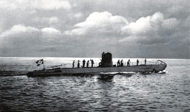 I GM-La guerra submarina