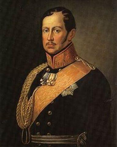 Frederick William of Prussia